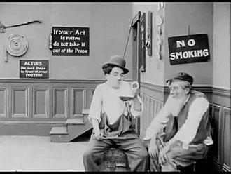 Charlie Chaplin The Property Man