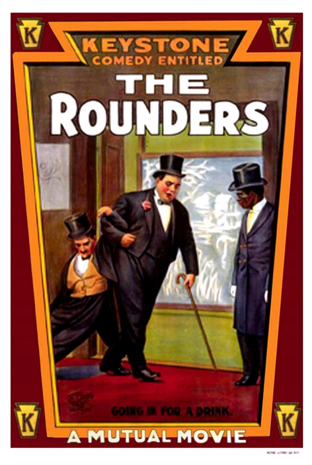 Charlie Chaplin The Rounders