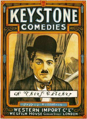 Charlie Chaplin Thief Catcher