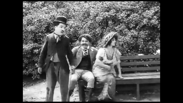 Charlie Chaplin Twenty Minutes Of Love