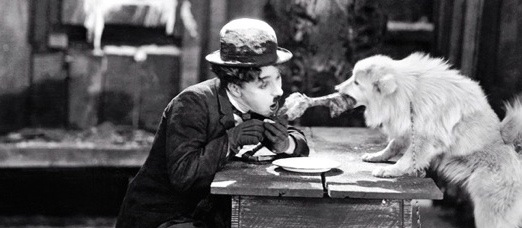 Chaplin Gold Rush (1925)