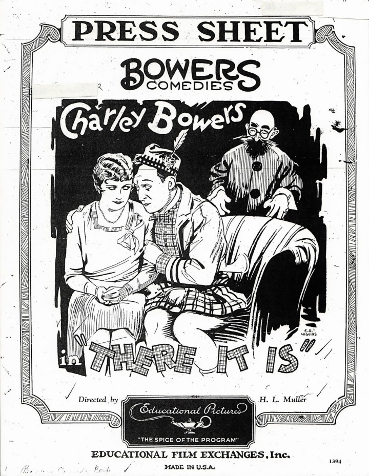 Charley Bowers There It Is