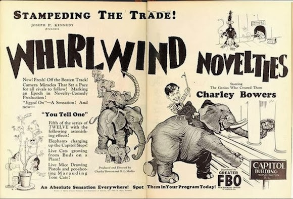 Charley Bowers