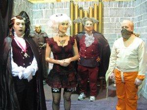 Creeporia and cast