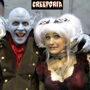 Creeporia and Nosferatu