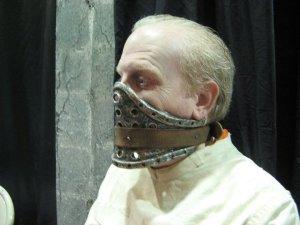Creeporia. James Mannan aka Cannibal Hector