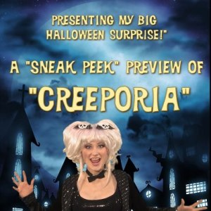 Creeporia sneak peek