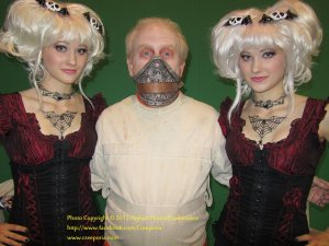 Creepria Twins and Cannibal Lector (James Mannan)