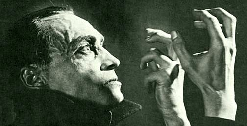 HANDS OF ORLAC [1924]