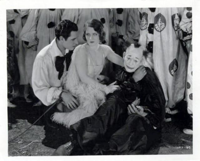 HE WHO GETS SLAPPED (JOHN GILBERT, NORMA SHEARER, LON CHANEY)
