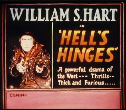 Hell's Hinges (1916) William S. Hart