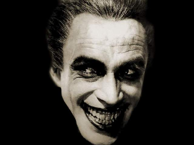 Man Who Laughs Conrad Veidt