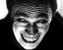The Man Who Laughs (1928) Directed by Paul Leni   Shown: Conrad Veidt