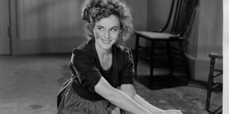 Paulette Goddard The Great Dictator