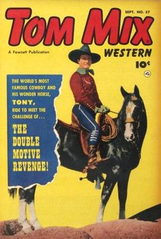 TOM MIX COMIC