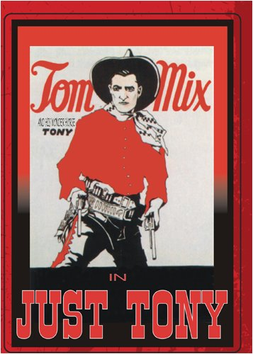 TOM MIX IN JUST TONY