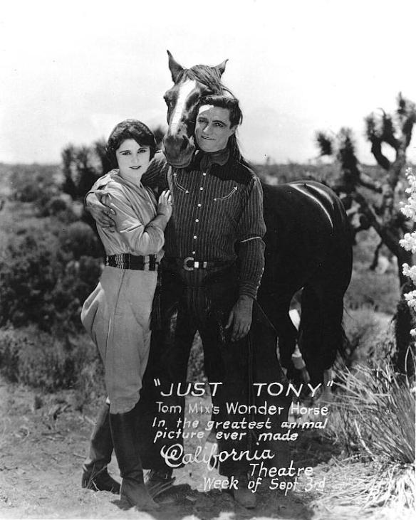 TOM MIX JUST TONY