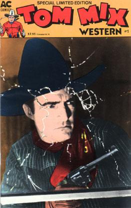 Tom Mix Western Comics #1