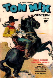 Tom Mix Western Comics #13