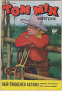 Tom Mix Western Comics #2
