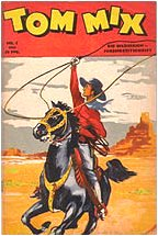 Tom Mix Western Comics #5
