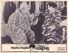 CHARLIE CHAPLIN THE CIRCUS lobby card