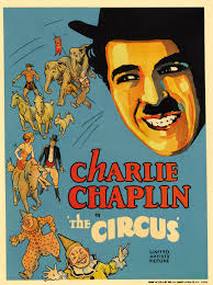 CHARLIE CHAPLIN THE CIRCUS (poster)