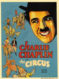 CHARLIE CHAPLIN THE CIRCUS (poster)