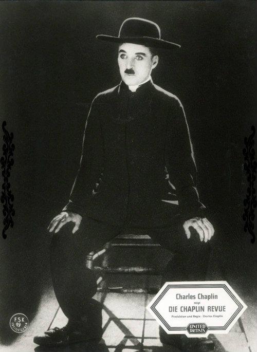 Charlie Chaplin The Pilgrim (1923)