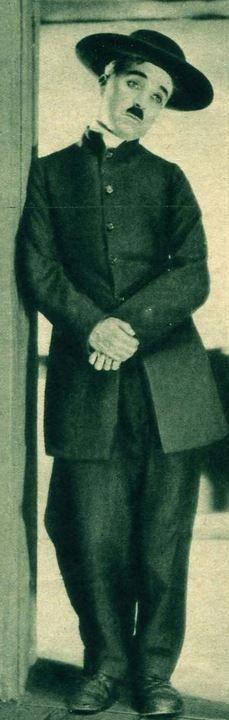 Charlie Chaplin The Pilgrim