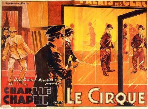 The Circus (1928-Chaplin)