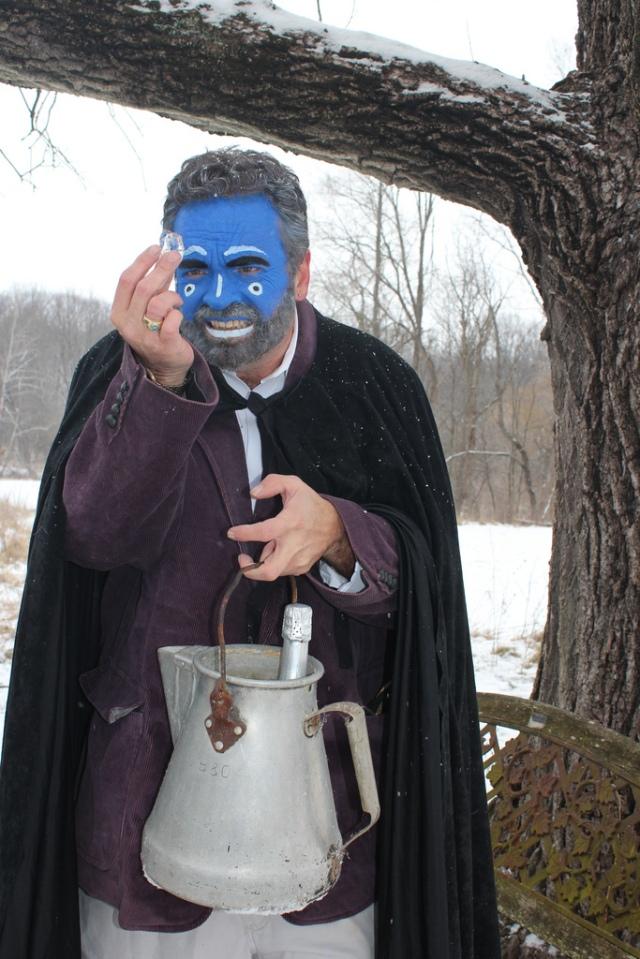 %22Unrequited%22 Alfred Eaker as BlueMahler 2013. 11