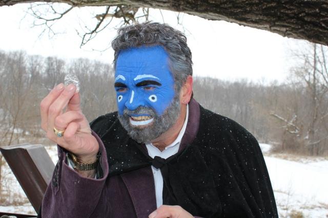 %22Unrequited%22 Alfred Eaker as BlueMahler 2013. I