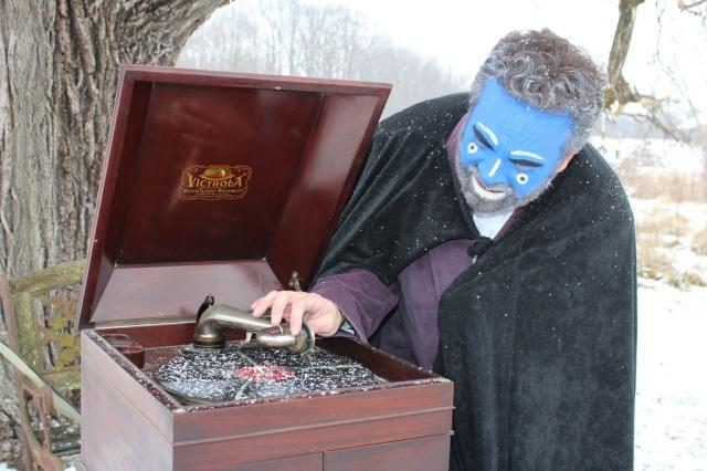 %22Unrequited%22 Alfred Eaker as BlueMahler 2013 . III