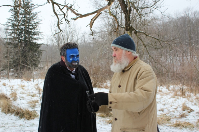 %22Unrequited%22 Alfred Eaker as BlueMahler 2013. VII