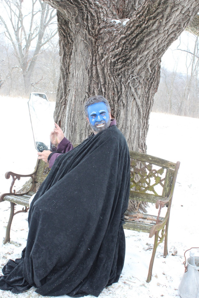 %22Unrequited%22 Alfred Eaker as BlueMahler 2013. XI