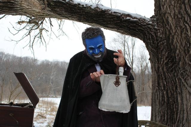 %22Unrequited%22 Alfred Eaker as BlueMahler 2013