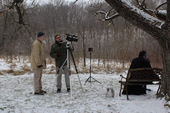 %22Unrequited%22 Alfred Eaker as BlueMahler, Director David Ross, Cameraman JD Brenton 2013. IV