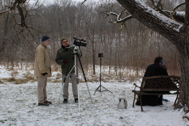 %22Unrequited%22 Alfred Eaker as BlueMahler, Director David Ross, Cameraman JD Brenton 2013. IV