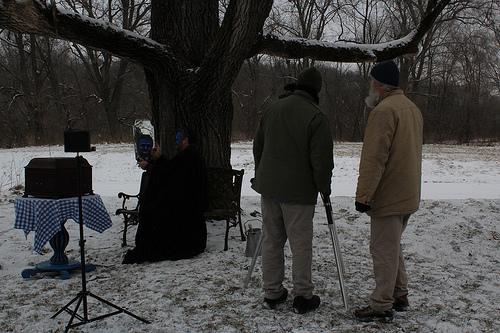 %22Unrequited%22 Alfred Eaker as BlueMahler, Director David Ross, Cameraman JD Brenton 2103. 1
