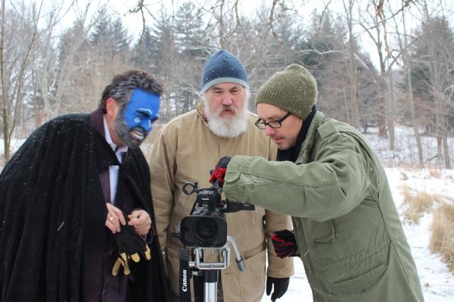 %22Unrequited%22 Alfred Eaker as BlueMahler, Director David Ross, Cameraman JD Brenton V