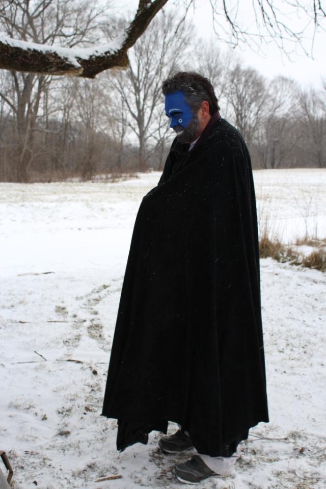 %22Unrequited%22 Alfred Eaker as BlueMahler XII