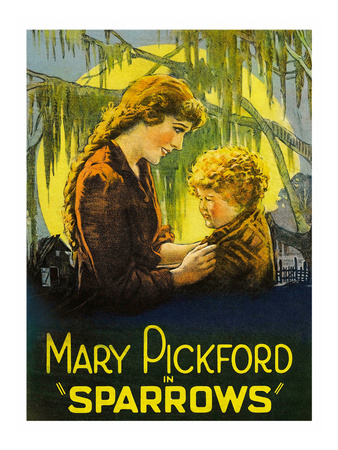 MARY PICKFORD SPARROWS (Beaudine)