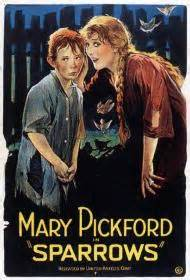 MARY PICKFORD SPARROWS poster 1926