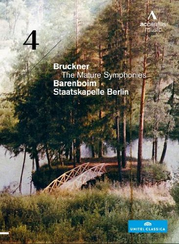 Bruckner The Mature Symphonies Barenboim  Berlin