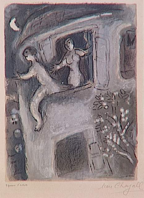 chagall david