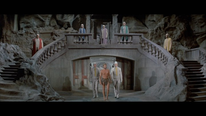 beneath the planet of the apes James Franciscus