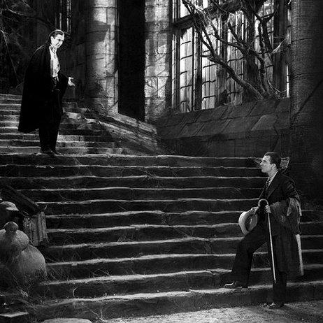 Dracula 191 Lugosi Frye castle