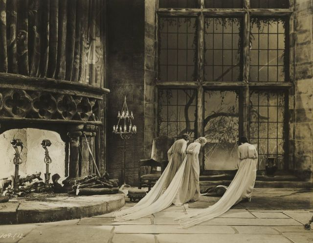 Dracula  brides.