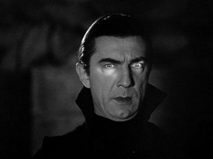 Dracula eyes